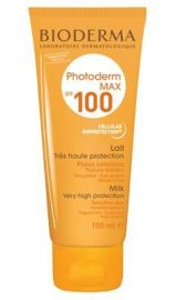 Bioderma Protector Solar Corporal Photoderm MAX Lait SPF100 100 ml