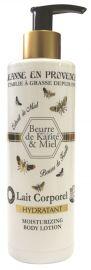 Jeanne Arthes Loción para el Cuerpo Beurre De Karité & Miel 250 ml