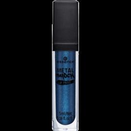Essence Lipstick Metal Shock Labial 01 Belladonna