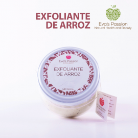 Eva's Passion Exfoliante de Arroz