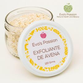 Eva's Passion Exfoliante de Avena Orgánica