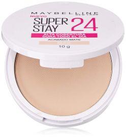 Maybelline Polvo Traslucido Compacto Super Stay 24 Nude