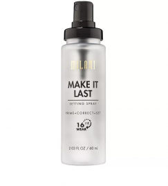 Milani Primer para Rostro Make It Last Setting Spray Prime + Correct