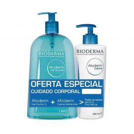 Bioderma Gel De Ducha Pack Atoderm 1