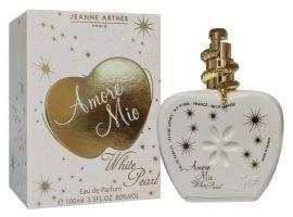 Jeanne Arthes  Perfume de Mujer Amore Mio White Pearl EDP 100 ml