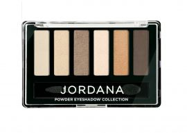 Jordana Sombras Paletas PESC Made To Last Eyeshadow