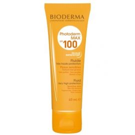 Bioderma Protector Solar Corporal Photoderm MAX Fluide SPF100 40ml