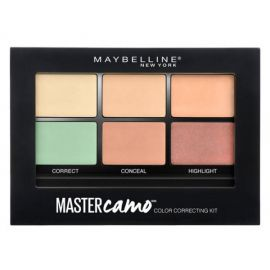 Maybelline Corrector de Maquillaje Paleta Master Camo Light 100