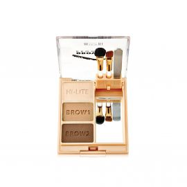Milani Delineador de Cejas Brow Fix Kit Medium 02
