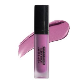 Sparks Beauty Lipstick Liquid Matte Labial Dusty Purple