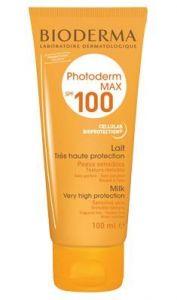 Bioderma Protector Solar Corporal Photoderm MAX Lait SPF100 100 ml