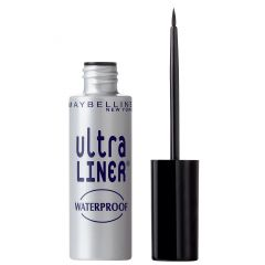 Maybelline Delineador de Ojos Líquido Punta Pincel Ultra Liner