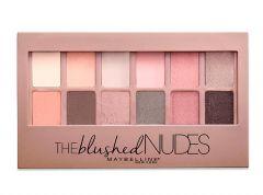 Maybelline Sombra de Ojos Paleta The Nudes