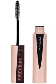 Maybelline Mascara de Pestañas Total Temptation Negro Intenso WTP